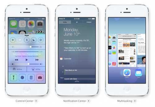 iOS 7 Bilder 1