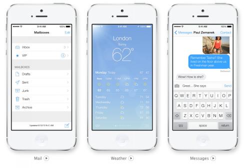 iOS 7 Bilder 4