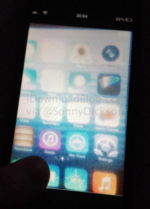 iOS 7 Icons Sonnydickson.com