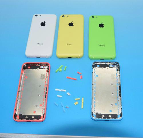 iPhone 5C (Leak)