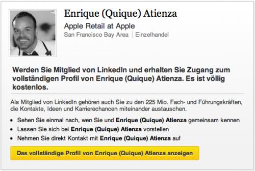 Enrique Atienza LinkedIn