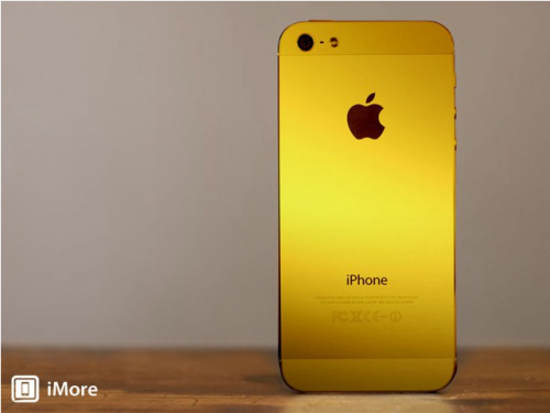 Gold iPhone 5S imore.com Rene Ritchie 1