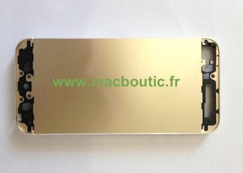 MacBoutic Gold iPhone 5S