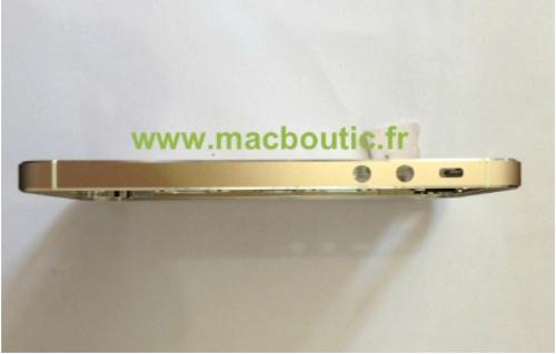 MacBoutic Vorderansicht gold