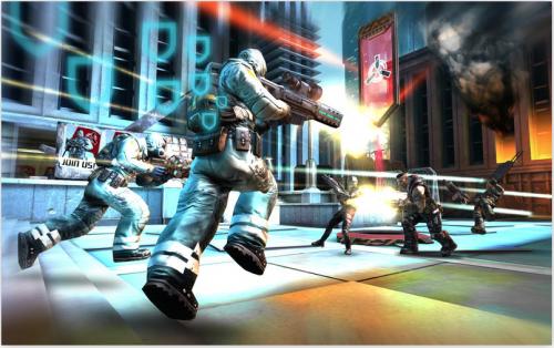Shadowgun Deadzone Mac