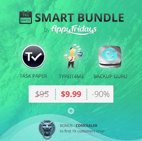 Smart Bundle AppyFridays