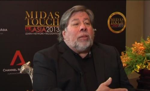 Steve Wozniak reuterstv.com