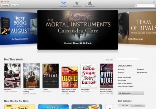 iBooks Mac 2