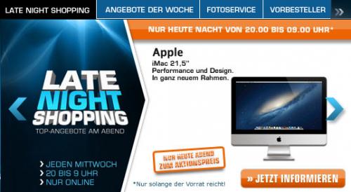 iMac Angebot Saturn