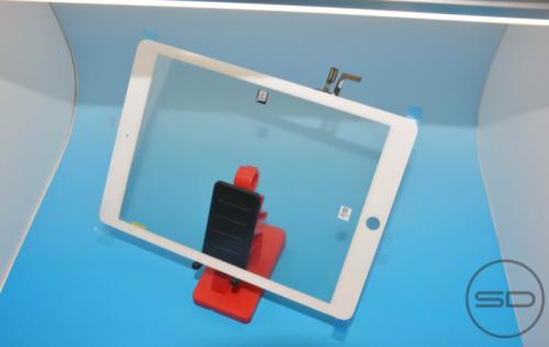 iPad 5 Frontpanel via sonnydickson.com