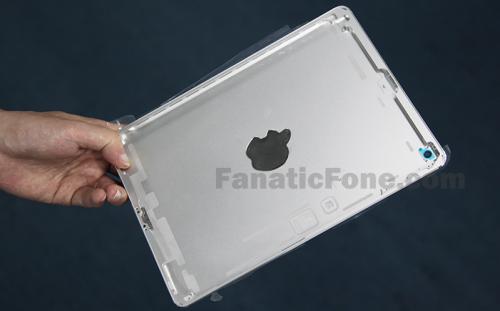 iPad 5 Rueckseite fanaticfone