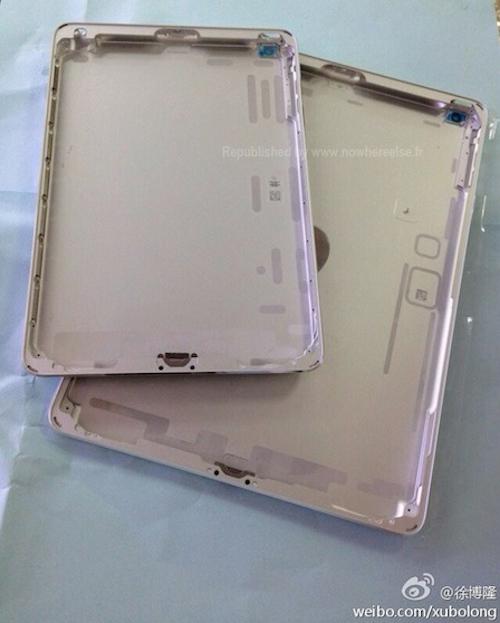 iPad 5 iPad mini nowherelse.fr weibo