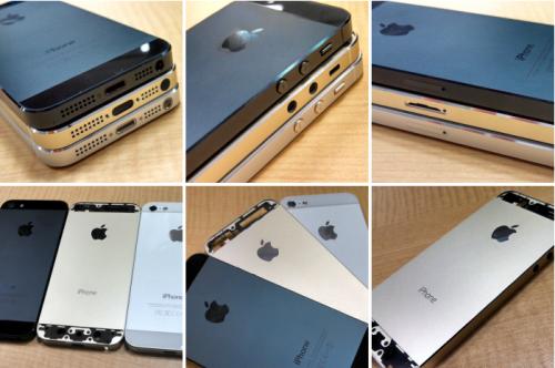 iPhone 5C Vergleich iPhone 5S