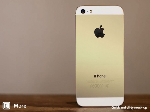 iPhone 5S Champagner imore.com Rene Ritchie 2