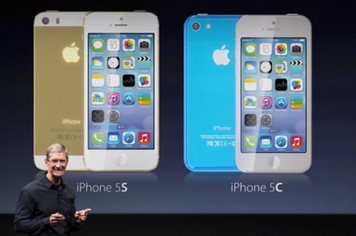iPhone 5S Event martinhajek.com