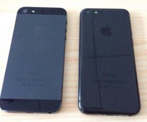 iphone 5C schwarz bild1