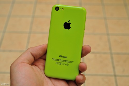 iphone 5c Leak Bild 3
