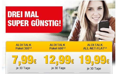 Aldi Talk neu