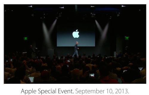 Apple Video Event Keynote