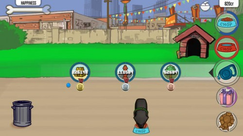 Grand Theft Auto iFruit Screen2
