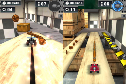 Lego Pullback Racer Screen2