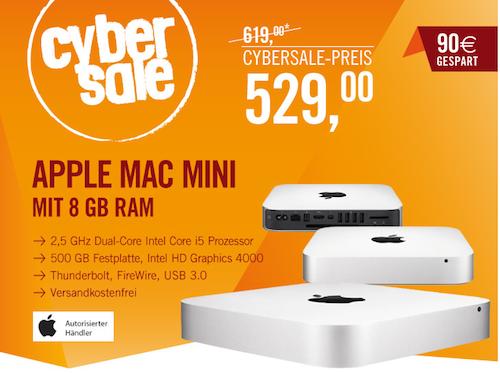 Mac mini Cyberport