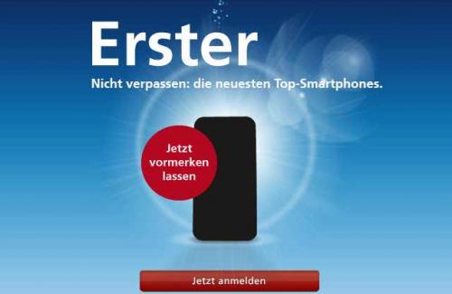 O2 iPhone Vorreservierung