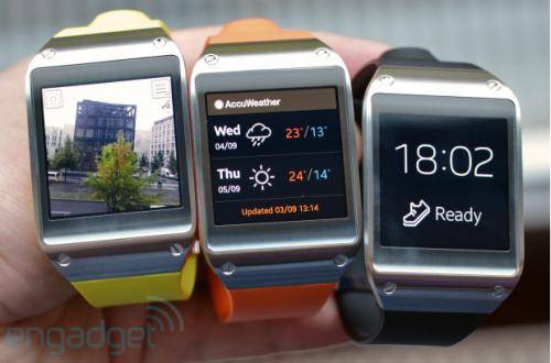 Samsung Gear engadget.com