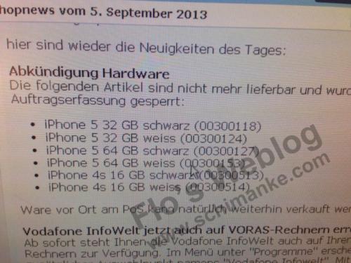 Vodafone 2 schimanke.org iPhone 5