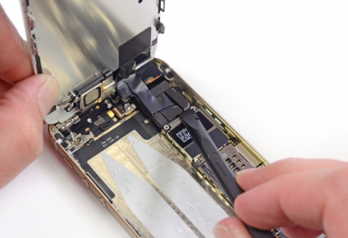 iFixit iPhone 5S Foto
