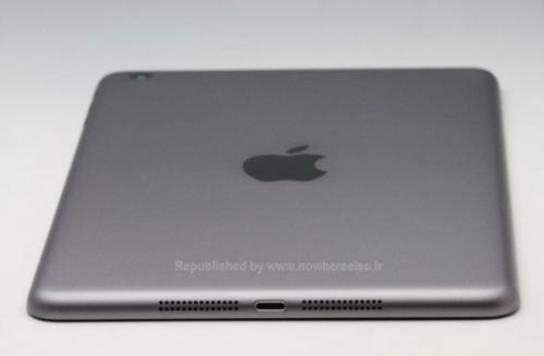 iPad mini 2 Space Grau nowherelse.fr