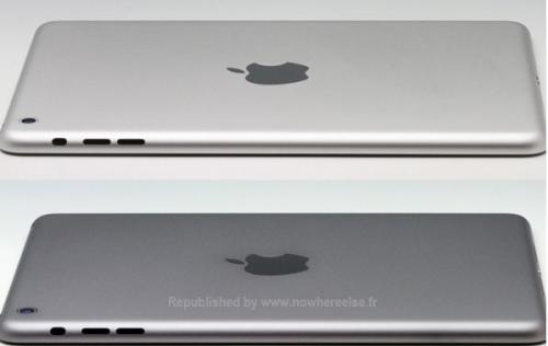 iPad mini 2 in Space Grau nowherelse.fr