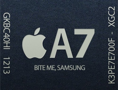 A7 Chip im iPhone 5S