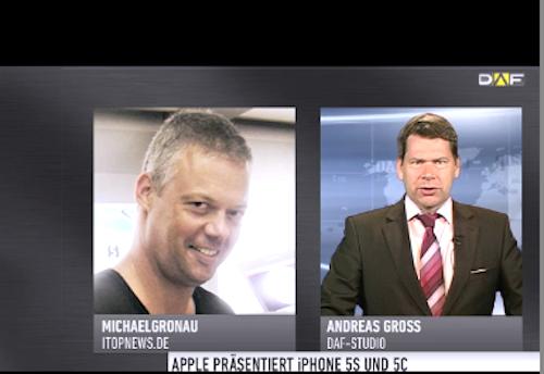 iTopnews auf DAF.tv