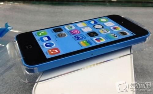 iphone 5c blau video