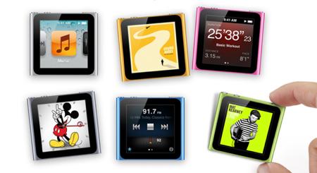 iPod nano 2010