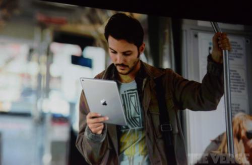 Ansicht iPad Air
