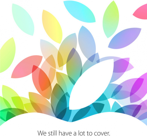 Apple Event iPad5 Icon