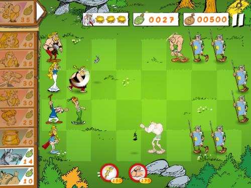 Asterix Totaler Gegenschlag Screen1