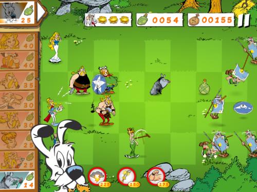 Asterix Totaler Gegenschlag Screen2