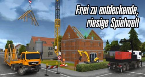 Bau-Simulator Screen1