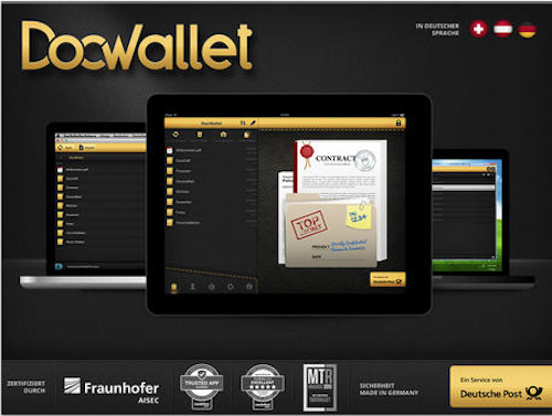 Doc Wallet App