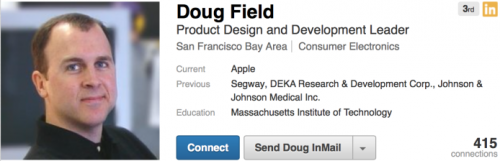 Doug Field LinkedIn