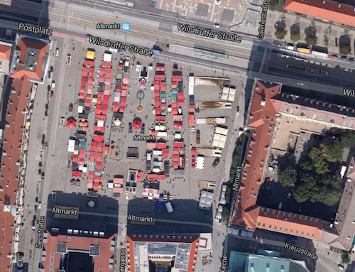 google maps neues material aus dresden frankfurt itopnews. Black Bedroom Furniture Sets. Home Design Ideas