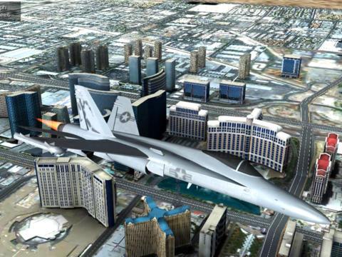 Flight Unlimited Las Vegas Screen1