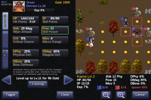 Kingturn Underworld RPG Screen2