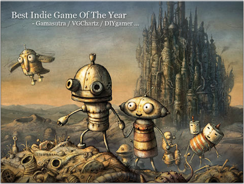 Machinarium universal