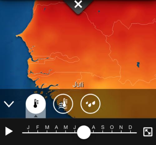 Meteo Earth Update iPhone