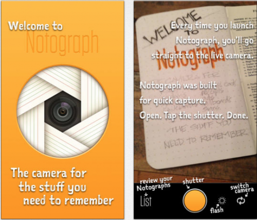 Notograph