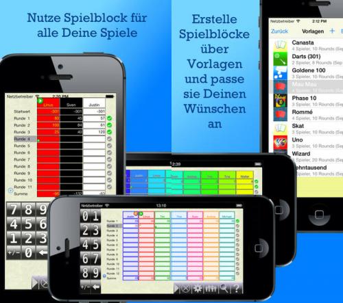 Spielblock Screen1